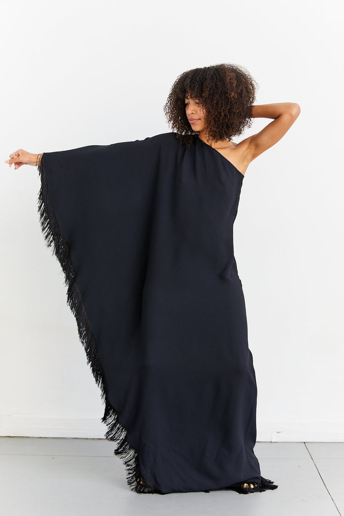 Fringed Ubud Dress