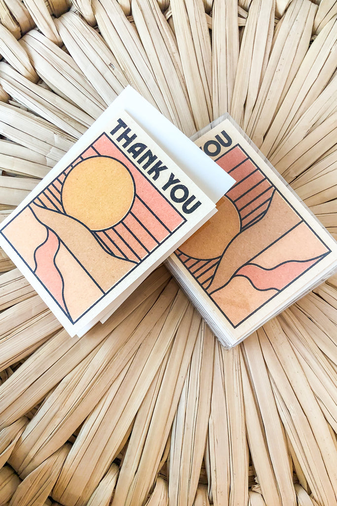 Thank You, Sun :: boxed set