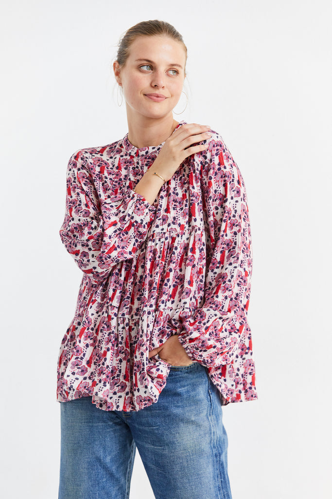 Layer Blouse