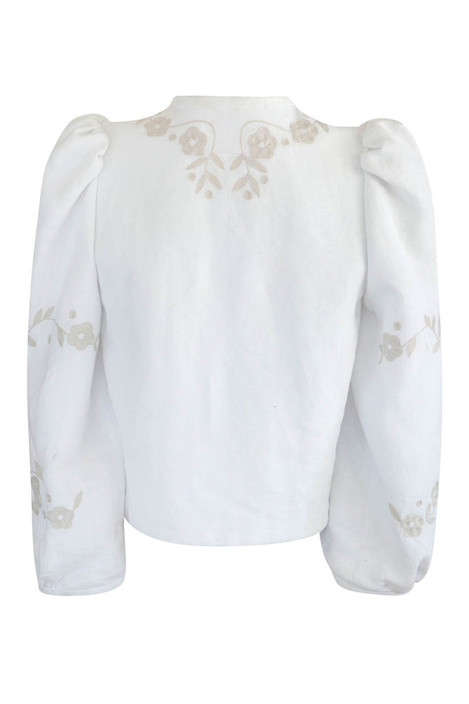 Erika Hand Embroidered Jacket