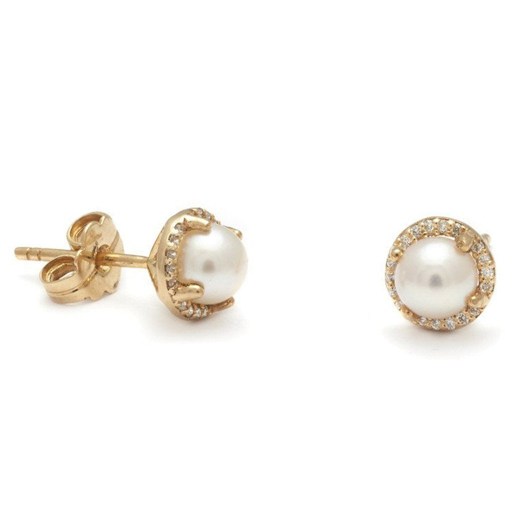 earrings l studs champagne in caymancode small earring gold stud diamond
