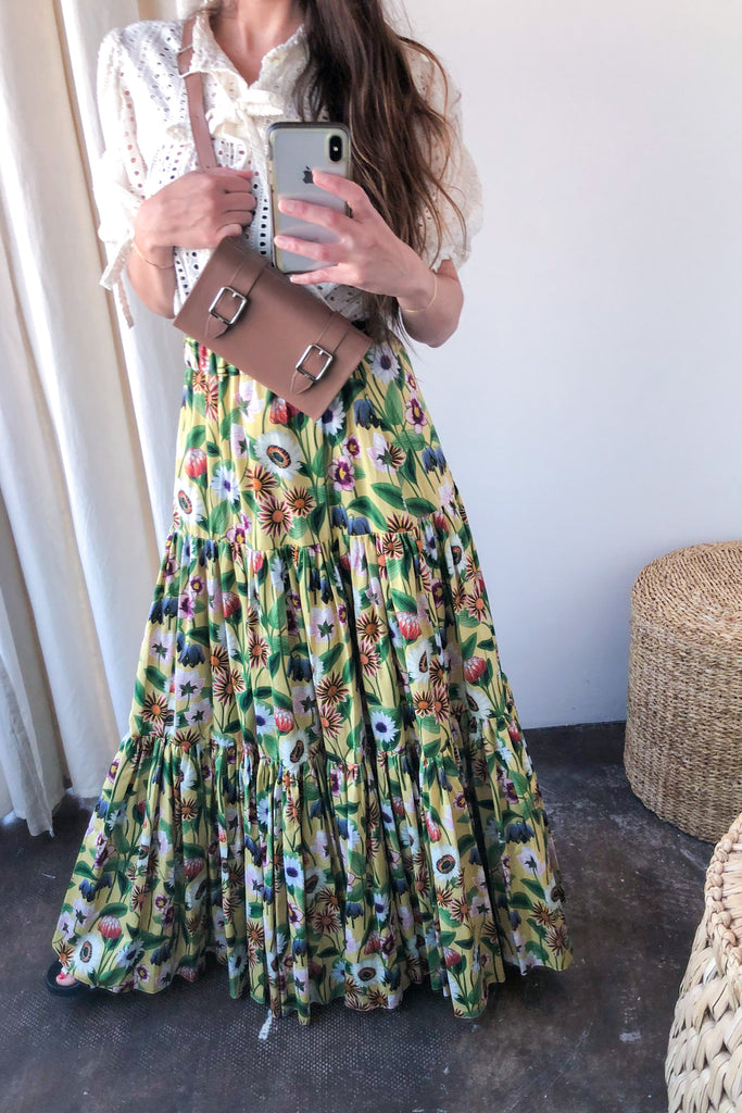 Billie Cotton Skirt