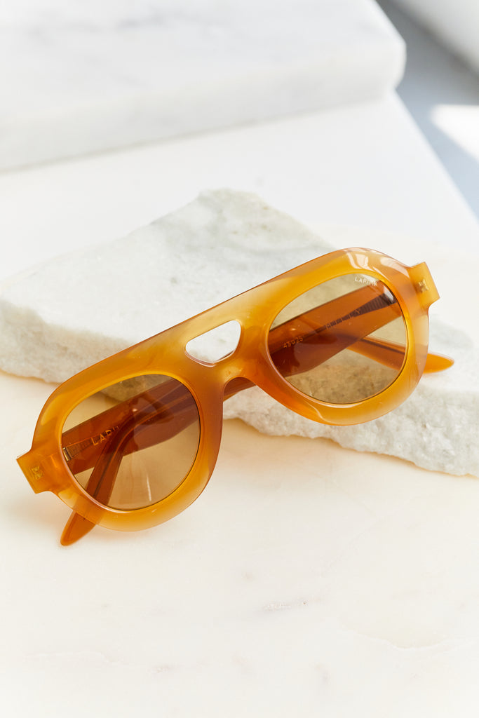 Milly Sunglasses, Sand
