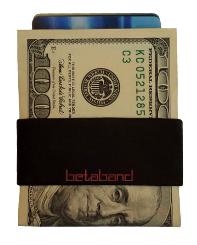 Betaband Rubber Band Wallet & Money Band