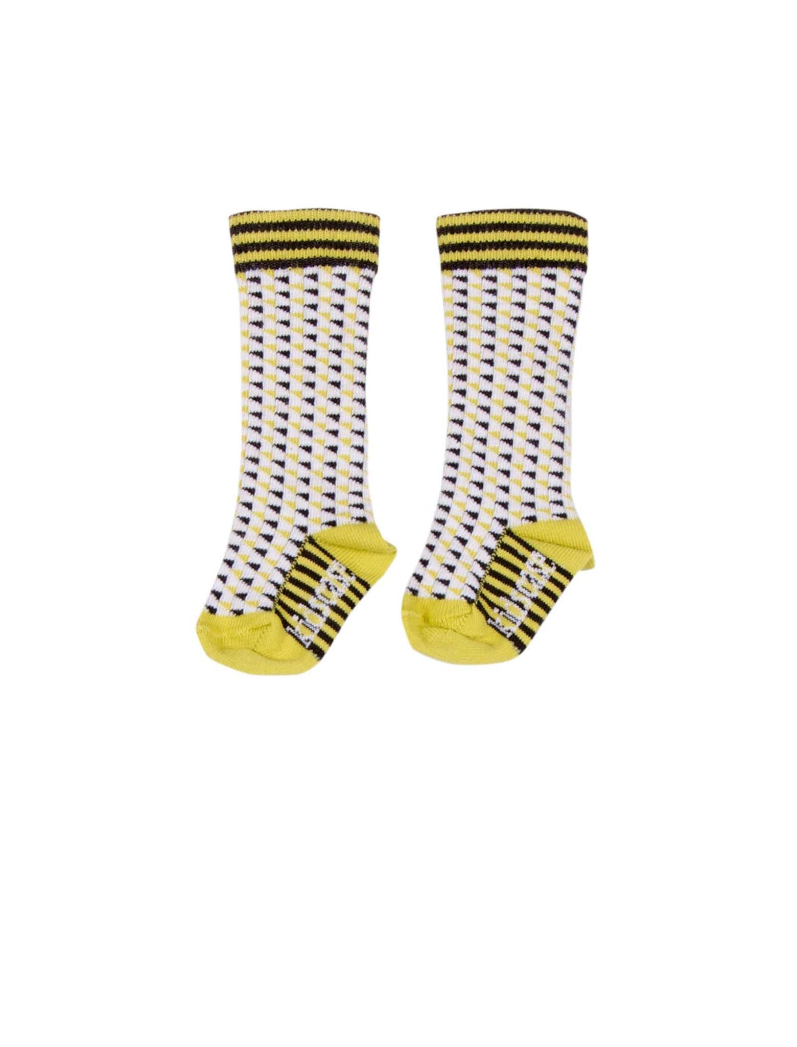 KIDSCASE ORGANIC KNEE-HIGH SOCKS