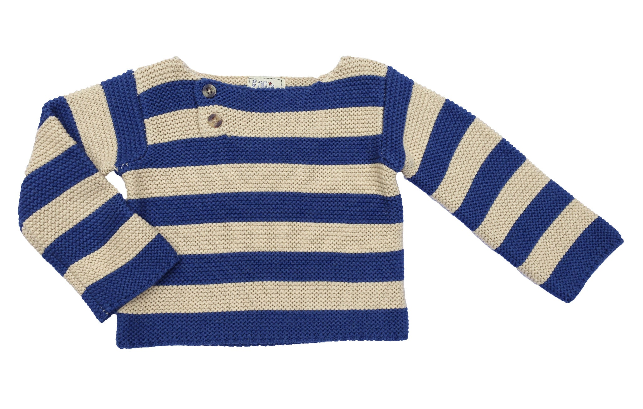 Dennis Sweater Blue