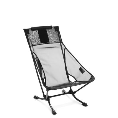 Helinox  Beach Chair Home: Black Mesh