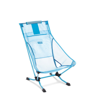 Helinox  Beach Chair: Blue Mesh