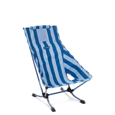 Helinox  Beach Chair: Blue Stripe