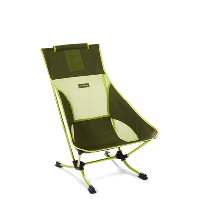 Helinox  Beach Chair: Green Block