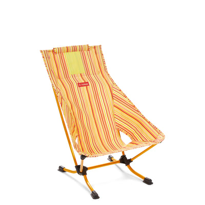 Helinox  Beach Chair: Red Stripe