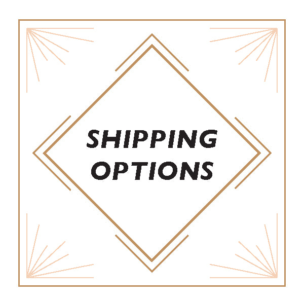 SHIPPING ADD ONS!