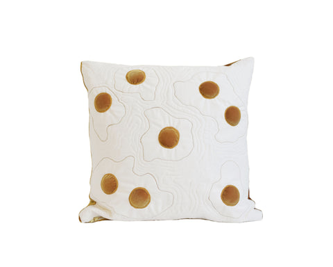 VELVET EGG PILLOW