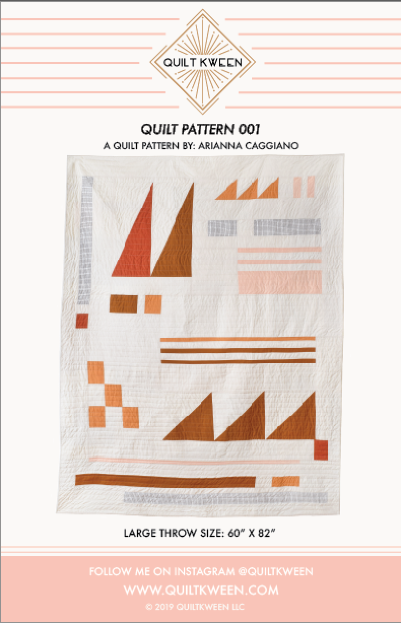QUILT PATTERN 001 *DIGITAL DOWNLOAD*