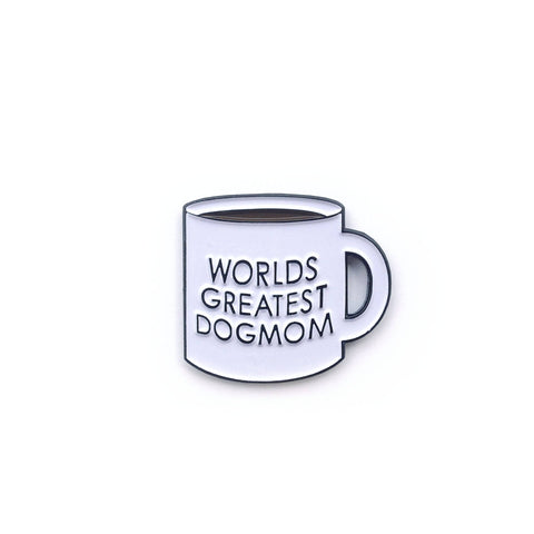 DOGMOM PIN