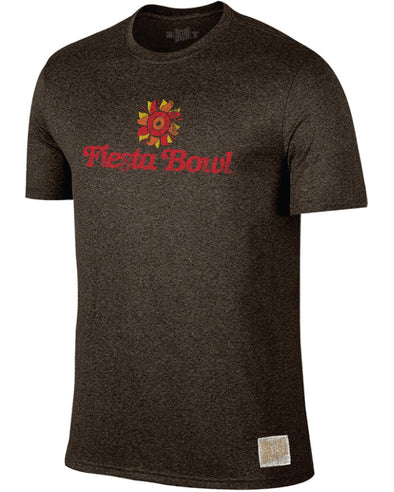 Fiesta Bowl Retro Brand Men's Short Sleeve T-Shirt