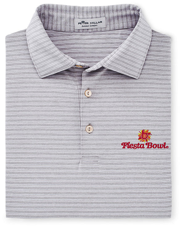 PlayStation Fiesta Bowl Peter Millar PR Stripe Performance Polo