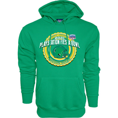 Oregon Ducks 2021 PlayStation Fiesta Bowl Team Hoodie