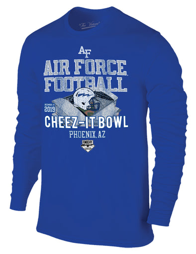 Air Force Falcons 2019 Cheez-It Bowl Long Sleeve T-Shirt