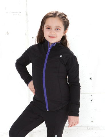 GIRLS 2-6 ATHLETIC CORE JACKET