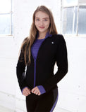 GIRLS ATHLETIC CORE JACKET