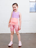 GIRLS 2-6 BIKE SHORT