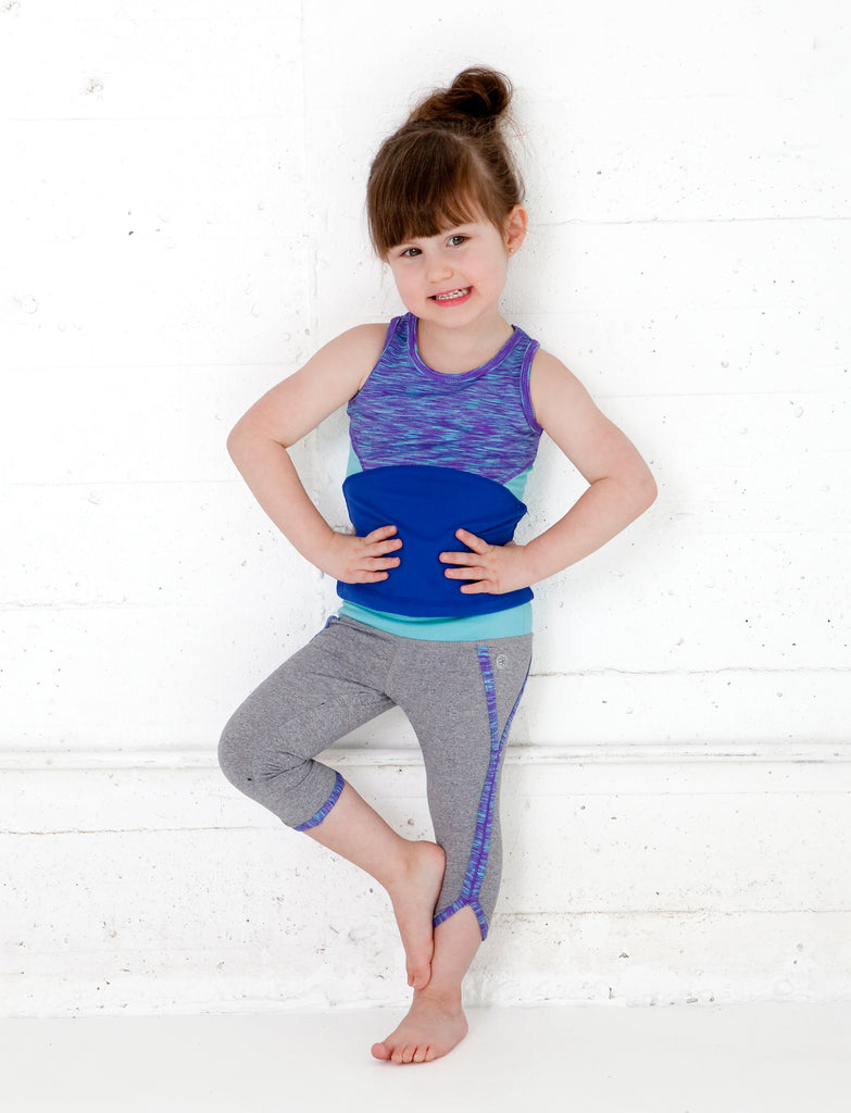 INFANT GIRLS 2PC YOGA SET