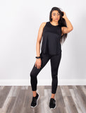 LADIES HIGH RISE 7/8 LEGGING