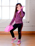 GIRLS 2-6 ACTIVE JOGGER
