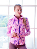 LADIES YOGA JACKET