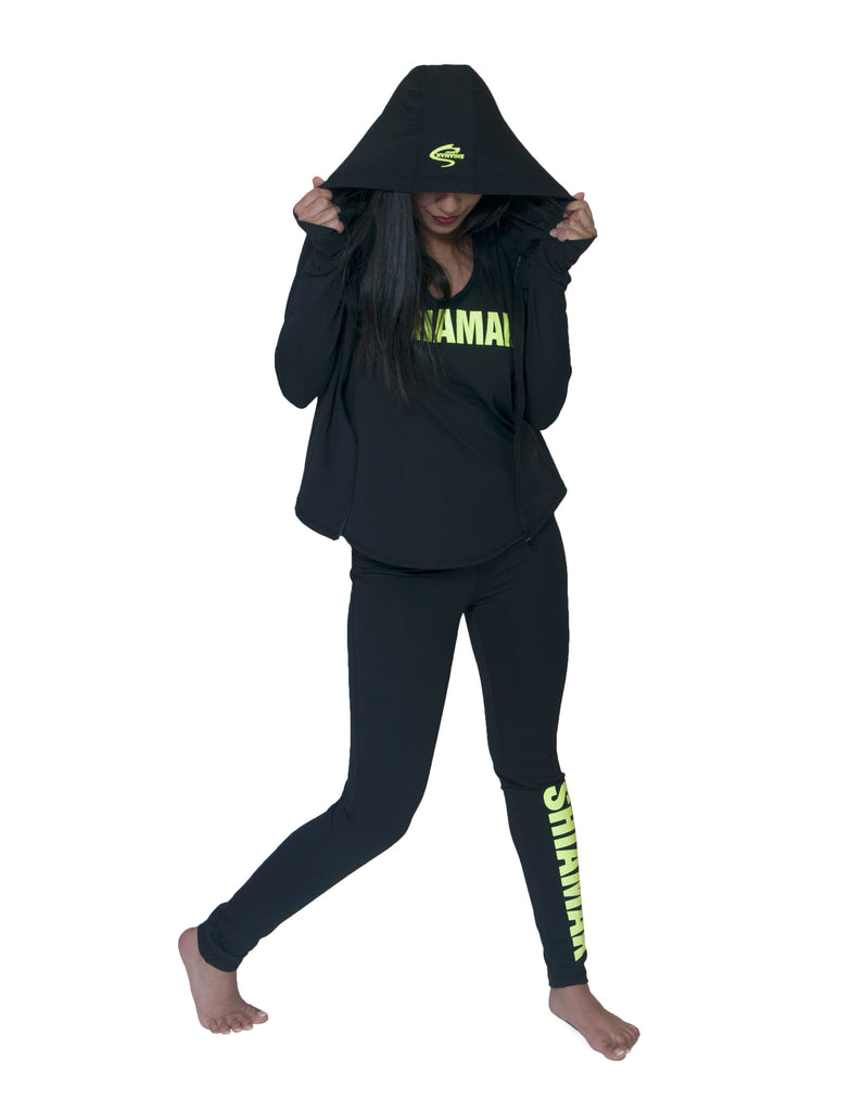 WOMEN'S SIGNATURE SHIAMAK HOODED JACKET