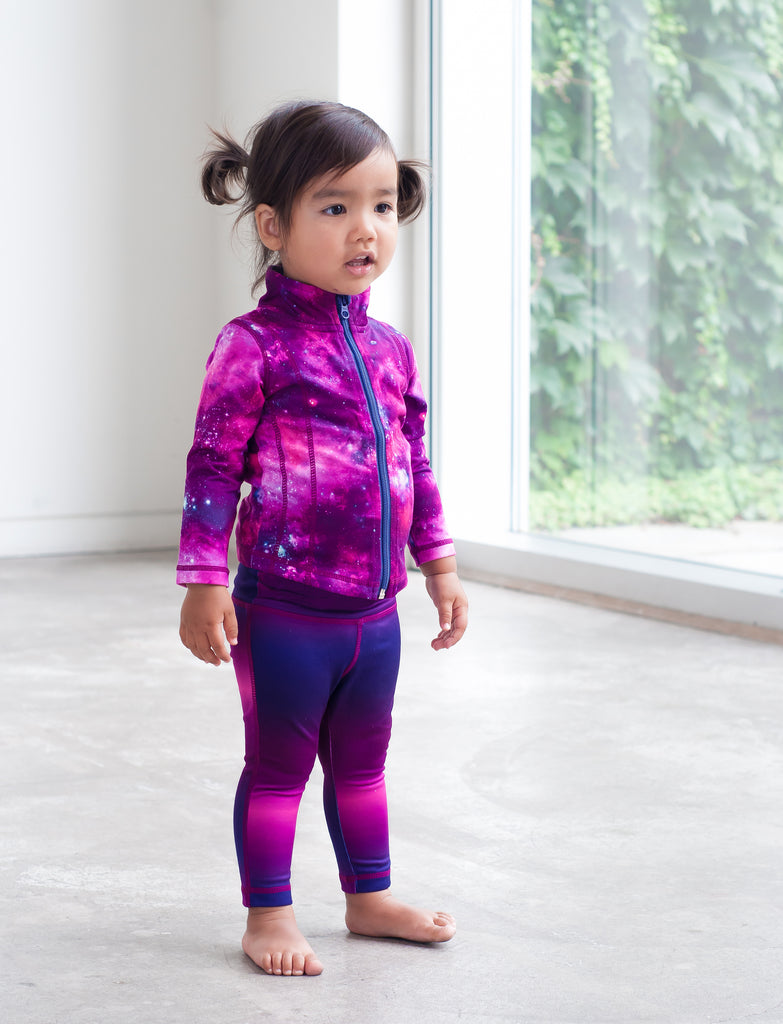 INFANT GIRLS OMBRE LEGGING