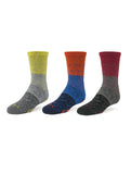 BOYS CASUAL CREW SOCKS