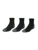 BOYS SPORT QUARTER SOCKS