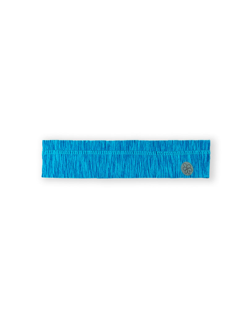 GIRLS BLUE HEATHERED HEADBAND