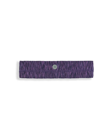 JILL YOGA PURPLE HEADBAND