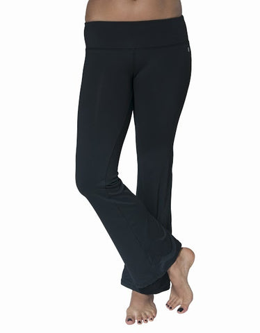 LADIES KNIT YOGA PANT