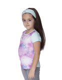 GIRLS BLUE LIGHT HEADBAND
