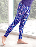 LADIES ELASTIC WAIST LEGGING
