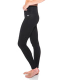LADIES HIGH RISE YOGA LEGGING
