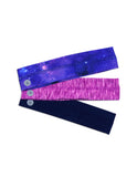 GIRLS NAVY HEADBAND