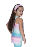 GIRLS OMBRE PRINT HEADBAND