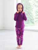 GIRLS 2-6 ELASTIC WAIST LEGGING