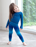 GIRLS 2-6 OMBRE PRINT LEGGINGS