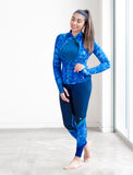 LADIES CLASSIC YOGA JACKET