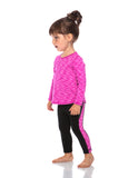 INFANT GIRLS CUT AND SEW LEGGING