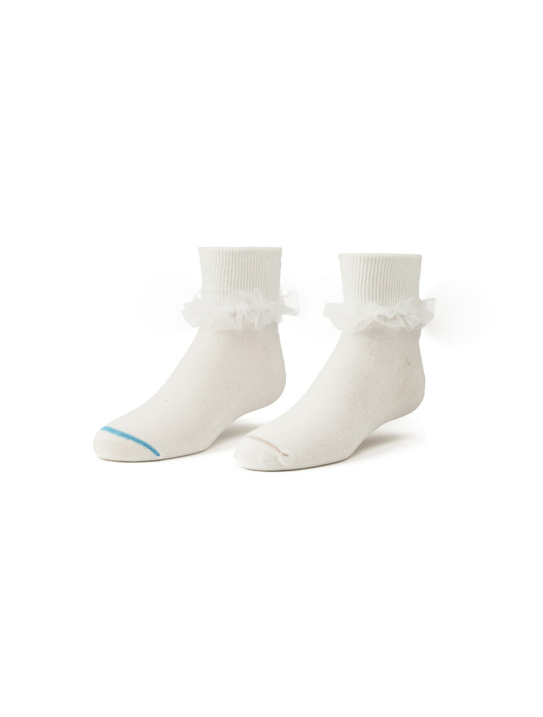 GIRLS DRESS ANKLE SOCKS