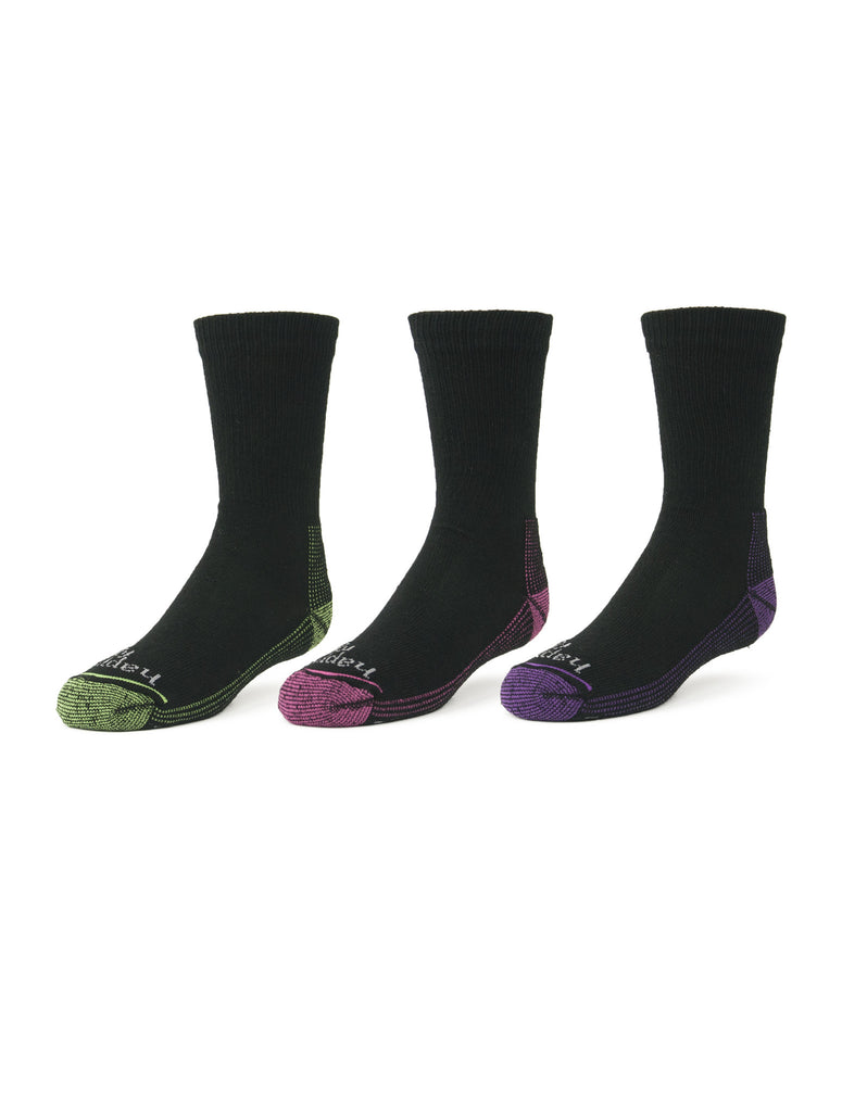 GIRLS SPORT CREW SOCKS