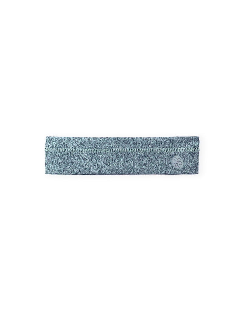 GIRLS HEATHER GREY HEADBAND