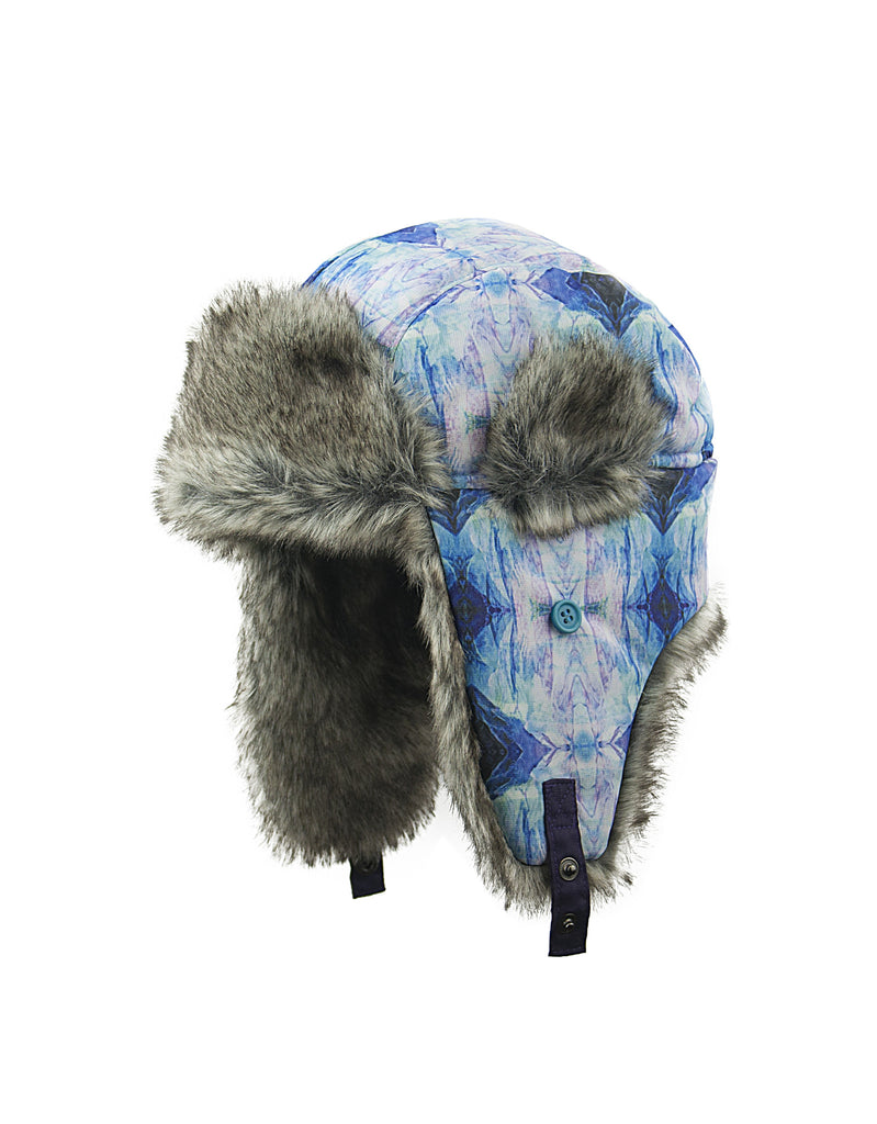 GIRL'S 4-16 TRAPPER W/ FAUX FUR